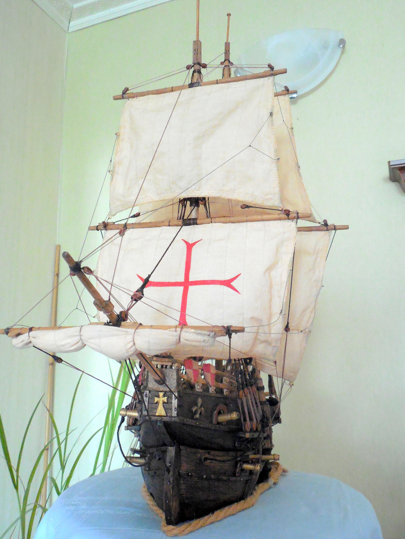 Сделай сам модели кораблей 61